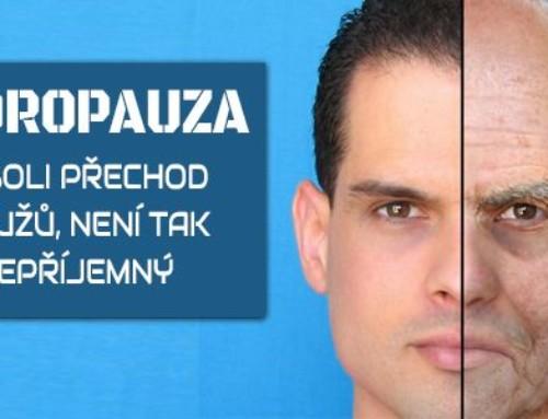Andropauza: přechod u mužů, který však není tak drastický – Jaké jsou příznaky?