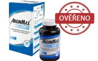 Arginmax FORTE znáte z TV reklam