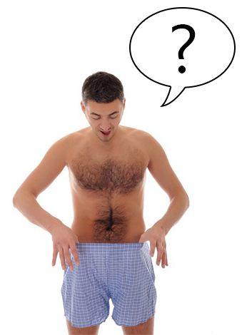 Nejčastější dotazy od mužů s poruchami erekce