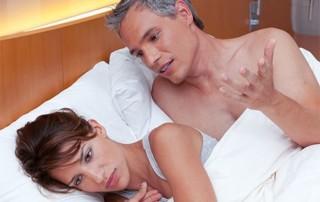 Erektilní dysfunkce nemusí být trvalá - léčba, diagnostika, prevence