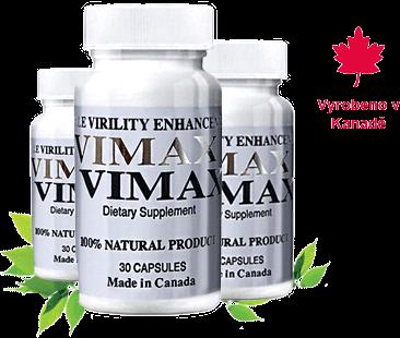 Vimax Pills - Prášky na erekci
