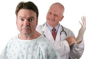 Prostata a její příznaky - Léčba prostaty