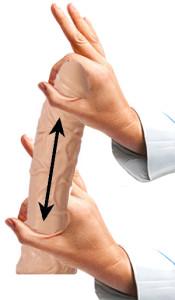 Cviky na penis - Větší objem krve 2