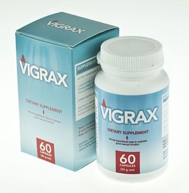 Vigrax recenze - Lék na erekci
