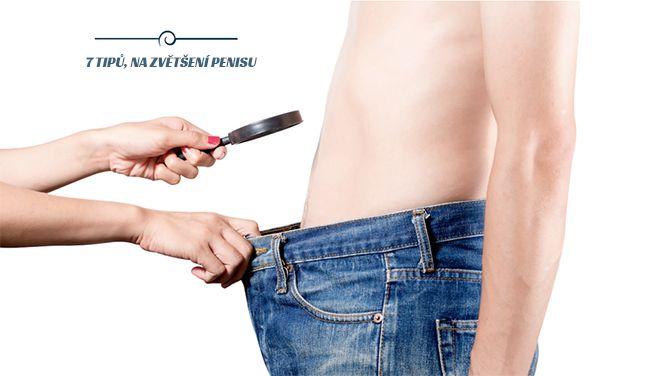Boříme mýty: 7 tipů na zvětšení penisu