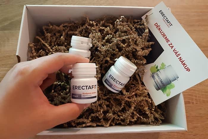 Erectafit recenze a zkušenosti - Zlepšení erekce