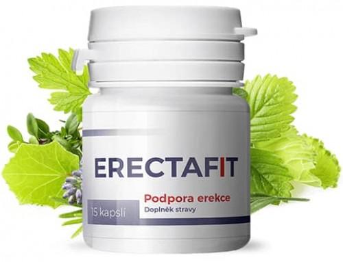 Erectafit recenze: co udělá s vaší erekcí tento doplněk stravy?