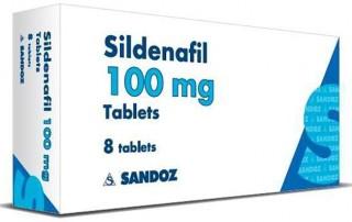 Sildenafil Sandoz - recenze a zkušenosti