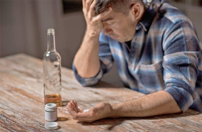 Jaký má vliv alkohol na erekci