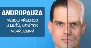 Andropauza: přechod u mužů, který však není tak drastický