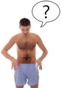 Časté dotazy od mužů s poruchami erekce