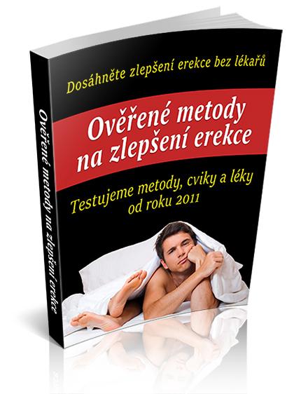Ebook pro zlepšení erekce