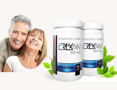 Erexan – recenze, výsledky testování, zkušenosti, cena, diskuze
