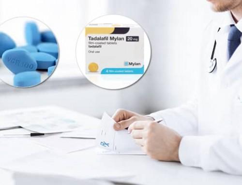 Nefungující erekce? 3 nejčastěji předepisované léky na erektilní dysfunkci