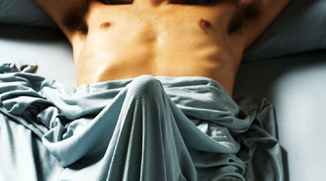 Noční erekce: představuje problémy s erekcí