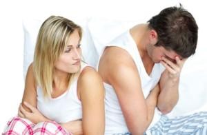 Předčasná ejakulace neboli předčasný výron semene