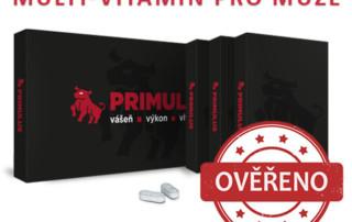 Primulus - Multi-Vitamíny pro muže