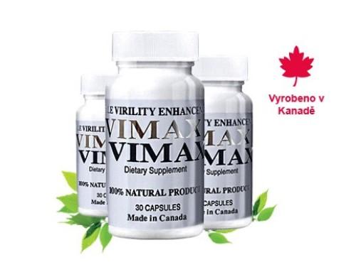 Vimax Pills nejvýkonnější prášky na erekci bez předpisu