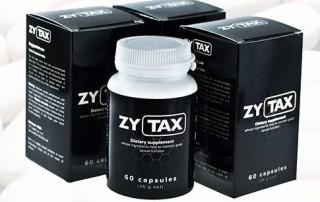 Zytax recenze: rychlý nástup erekce, nebo spíše podprůměrný produkt