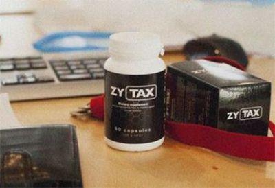 Výsledek recenze Zytax - Produkt na zlepšení erekce